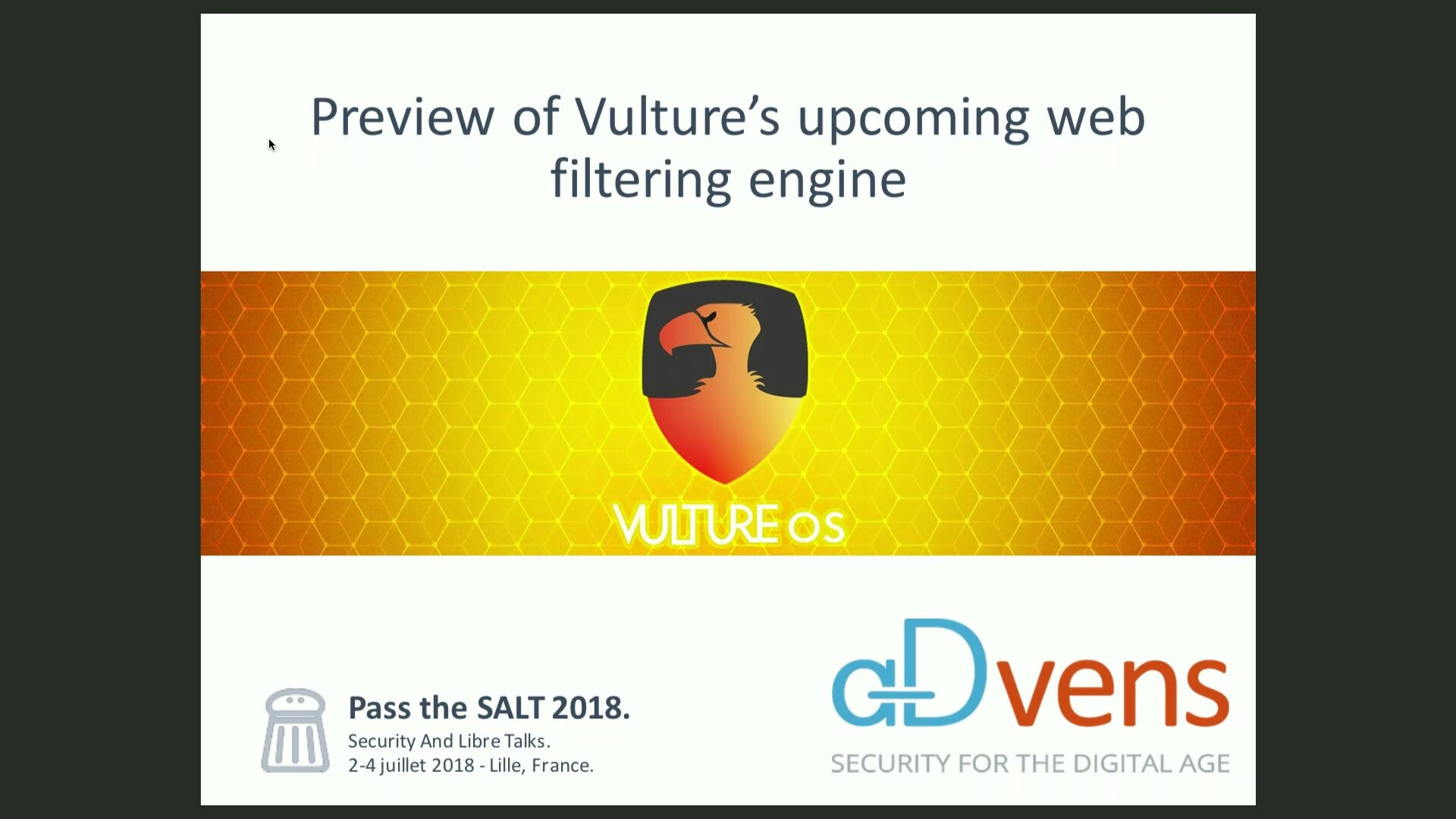 Preview of Vulture's upcoming web filtering engine - les archives de
